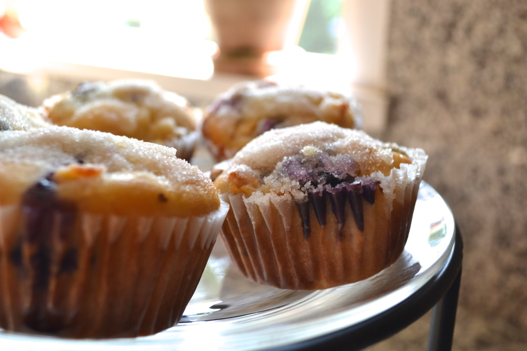 Morning Muffins 1