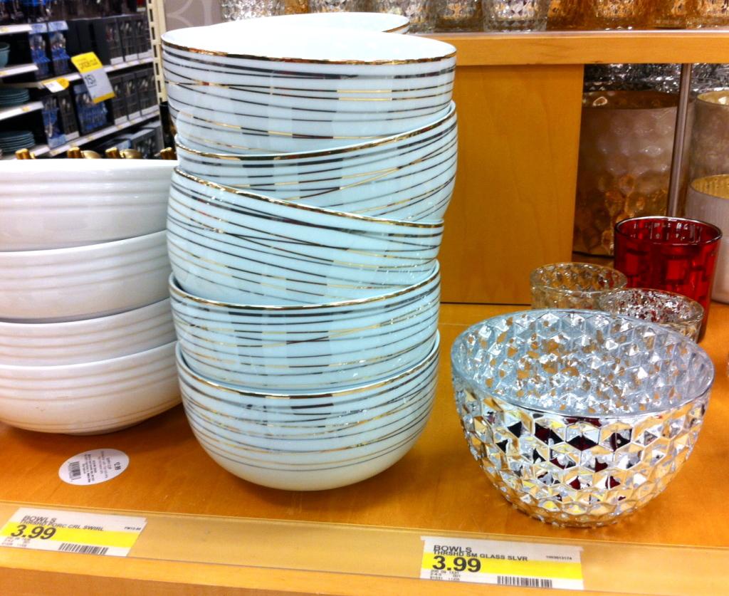 silver bowls